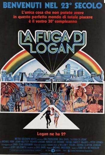 La fuga di Logan locandina