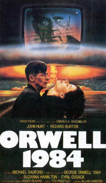 Orwell 1984 locandina 1