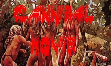 Cannibal movie banner