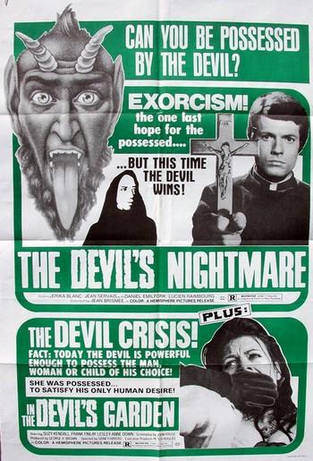 La terrificante notte del demonio locandina 5