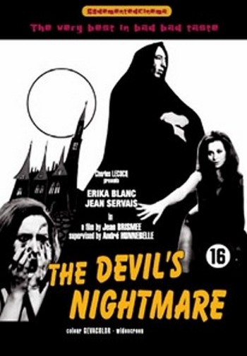La terrificante notte del demonio locandina 6