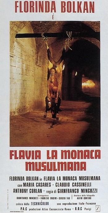 Flavia la monaca musulmana locandina 1