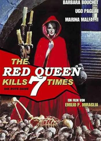 La dama rossa uccide sette volte locandina 5