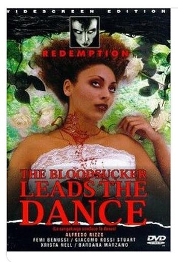 La sanguisuga conduce la danza locandina 1