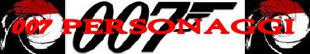 007 banner personaggi