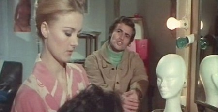 Barbara Bouchet- L'uomo dagli occhi di ghiaccio