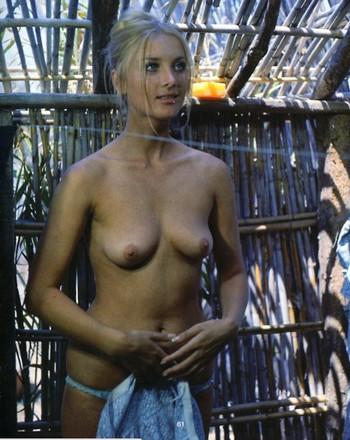 Barbara Bouchet nudo d'autore 2