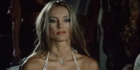 Barbara Bouchet- To Agistri
