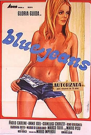 Blue jeans locandina 1