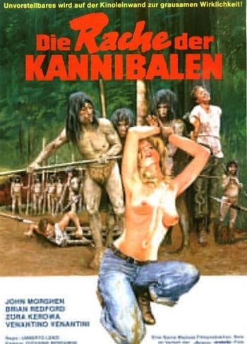 Cannibal ferox locandina 1