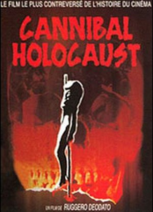 Cannibal holocaust locandina 1