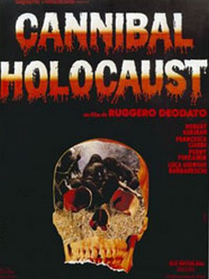 Cannibal holocaust locandina 2