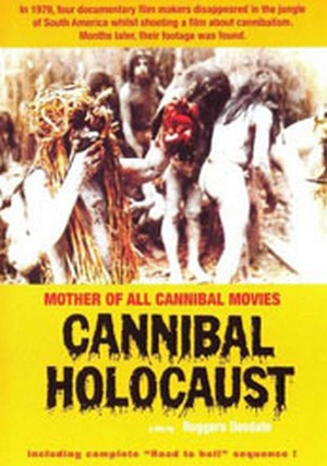Cannibal holocaust locandina 3