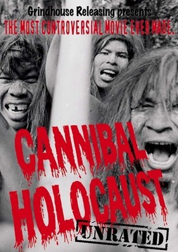 Cannibal holocaust locandina 4