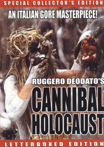 Cannibal holocaust locandina 6