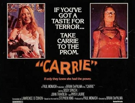 Carrie locandina 6