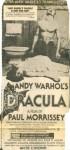 Dracula cerca sangue di vergine…e morì di sete locandina5