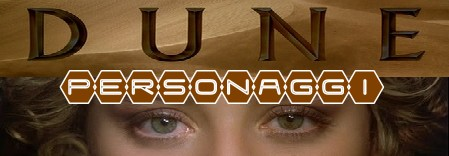 Dune banner personaggi