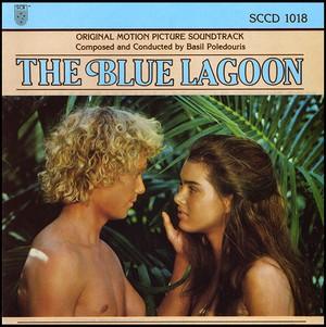 Laguna blu locandina soundtrack
