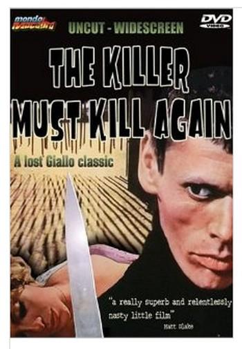 L'assassino è costretto a uccidere ancora locandina 1