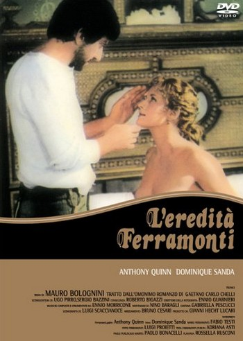 L'eredità Ferramonti locandina 3
