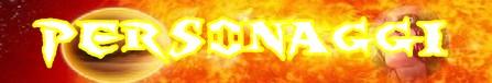 Macchie solari banner personaggi