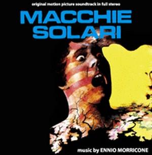 Macchie solari locandina sound