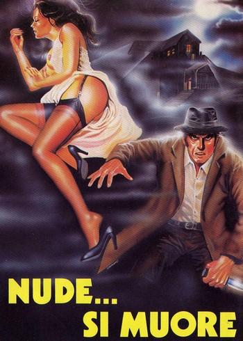 Nude si muore locandina 3