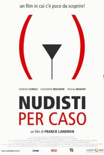 Nudisti per caso locandina