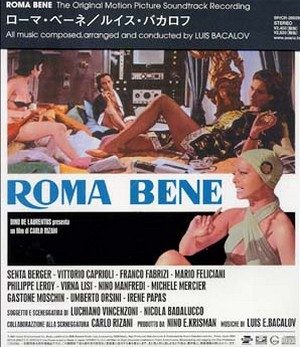 Roma bene locandina sound