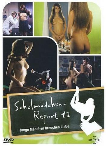 Schulmädchen-Report 12,locandina 1