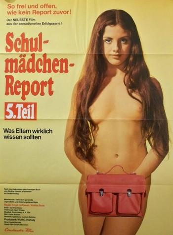 Schulmädchen-Report 5,locandina 1