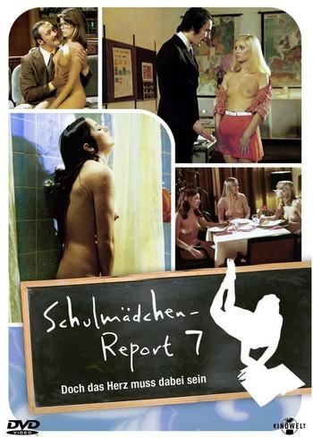 Schulmädchen-Report 7,locandina 1