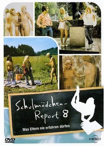 Schulmädchen-Report 8,locandina 1