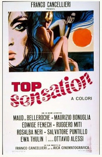 Top sensation locandina 2