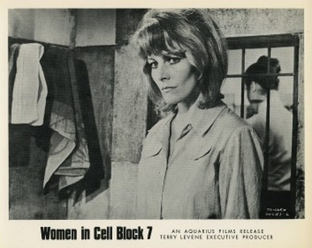 Women in prison Wip lobby card 1