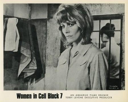 Women in prison Wip lobby card 1