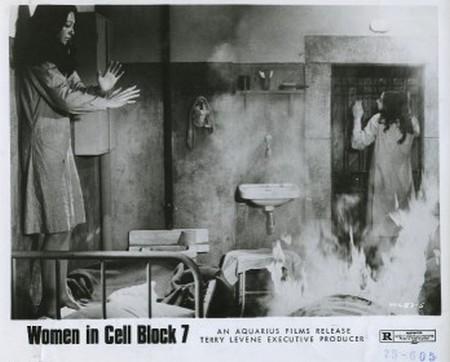 Women in prison Wip lobby card 2