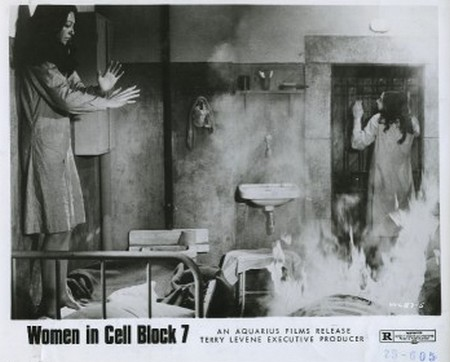 Women in prison Wip lobby card 2
