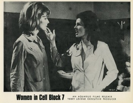 Women in prison Wip lobby card 3
