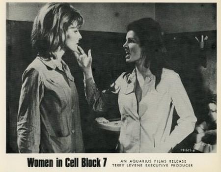 Women in prison Wip lobby card 3