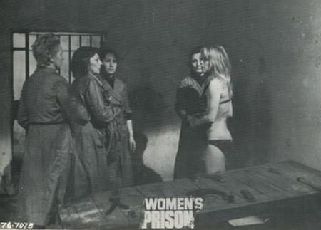 Women in prison Wip lobby card 7