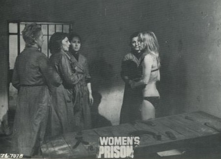 Women in prison Wip lobby card 7