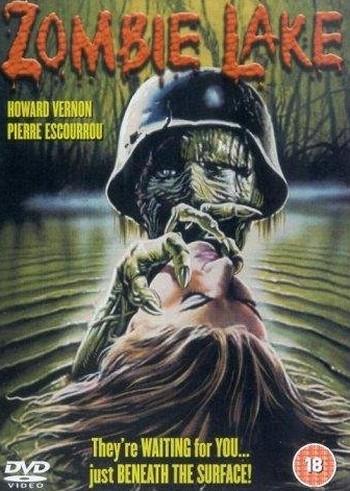 Zombie lake locandina 1