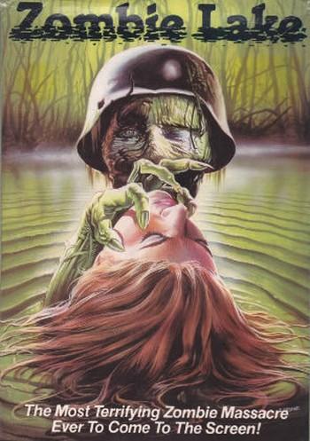 Zombie lake locandina 3
