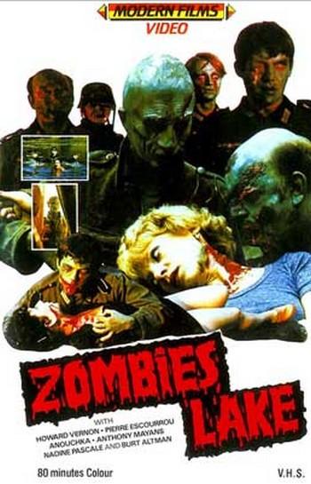 Zombie lake locandina 4