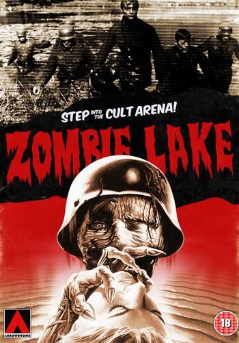 Zombie lake locandina 5