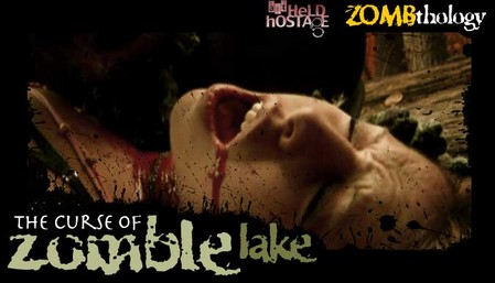 Zombie lake locandina wallpaper