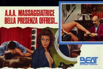 A.A.A. massaggiatrice bella presenza offresi lobby card 1