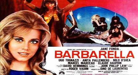 Barbarella lobby card 4